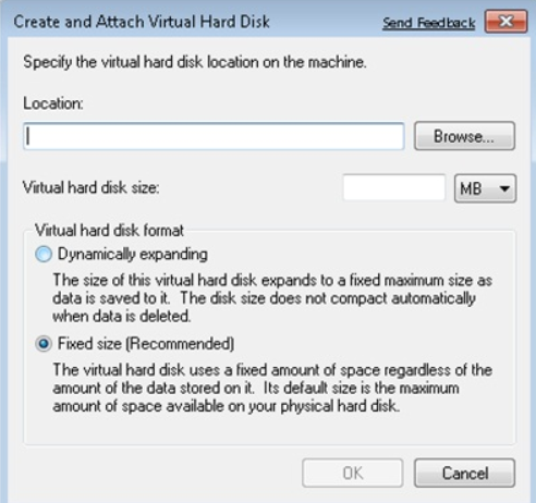 How to Create A Virtual Hard Disk in Windows 7,8,10