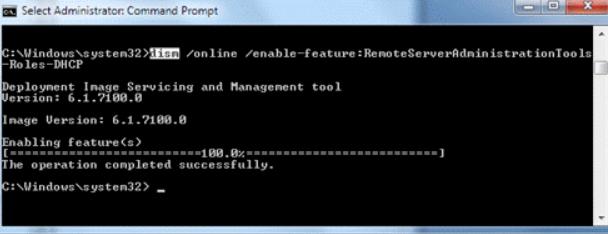 installing rsat
