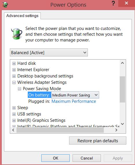 Wifi disappears in Windows 10