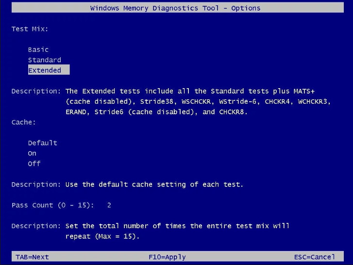 windows diagnostics tool