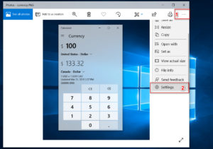 How to Disable or Enable OneDrive photos show in Photos