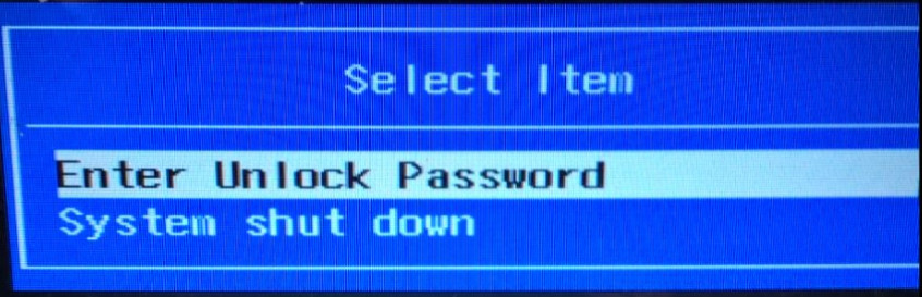 How to reset the BIOS password on a laptop
