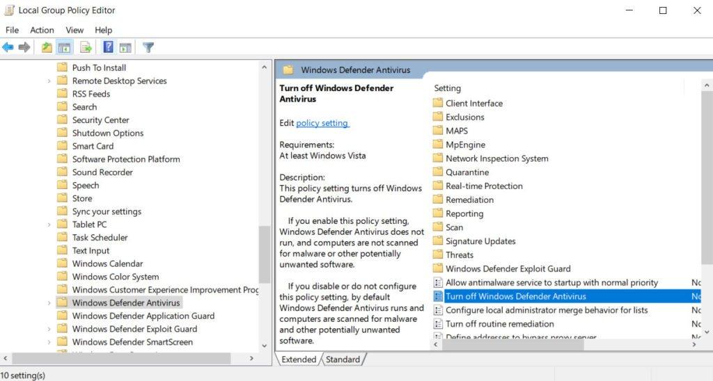 Error 0x80242006 update in Windows 10