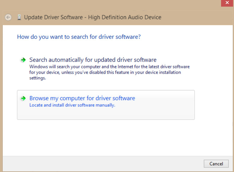 How to remove, disable, roll back and update device drivers in