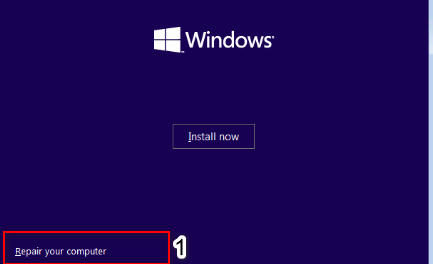How to fix error code 0xC0000225 in Windows 10