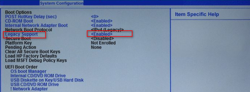 Delete all secure boot keys | Using the Microsoft UEFI CA Tool for