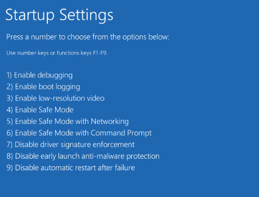 Fix Error PAGE FAULT IN NONPAGED AREA in Windows 10