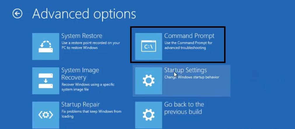 How to fix error code 0xc0000034 in Windows 10