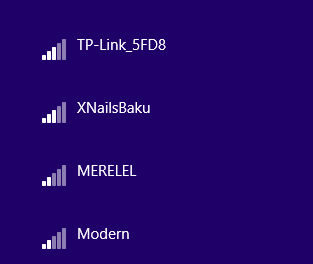 How to hide the SSID of the Wi-Fi network in Windows 10