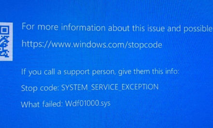 Fix wdf01000.sys blue screen in Windows 10