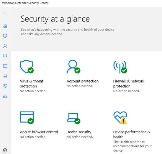 Error INTERNAL_POWER_ERROR on blue screen in Windows 10